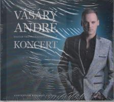 - KONCERT CD V�S�RY ANDR� - MAGYAR VIRTU�ZOK KAMARAZENEKAR