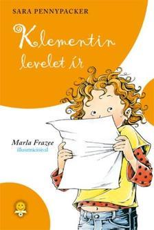 Sara Pennypacker - Klementin levelet ír - KEMÉNY BORÍTÓS