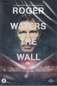ROGER WATERS/SEAN EVANS - THE WALL DVD ROGER WATERS A FILM BY