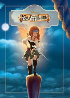- - Disney - Csingiling és a kalóztündér - filmkönyv