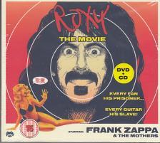 - ROXY (THE MOVIE) CD+DVD