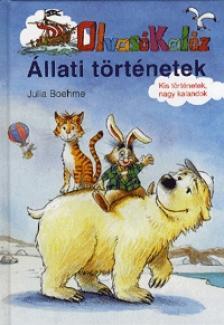 Julia Boehme - Állati történetek