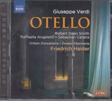 Verdi - OTELLO 2CD FRIEDRICH HAIDER
