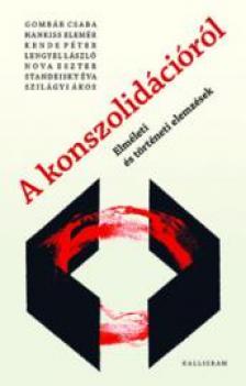 - A konszolidációról