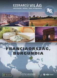 Jacqueline Wilson - FRANCIAORSZ�G, BURGUNDIA - EZERARC� VIL�G 16.