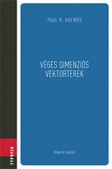PAUL R. HALMOS - Véges dimenziós vektorterek [eKönyv: pdf]