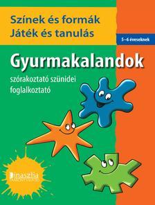DI458405 - Gyurmakalandok-szórakoztató szünidei foglalkoztató