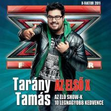 - TARÁNY TAMÁS CD AZ ELSŐ X