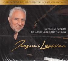 - MY PERSONAL FAVORITES 2CD THE JACQUES LOUSSIER TRIO PLAYS BACH