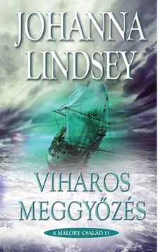 Johanna Lindsey - Viharos meggyőzés