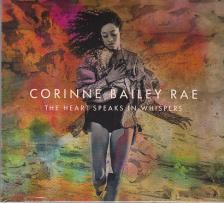 - THE HEART SPEAKS IN WHISPERS CD CORINNE BAILEY RAE