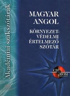 Kovács Terézia - Magyar-angol környezetvédelmi értelmező szótár [eKönyv: epub, mobi]