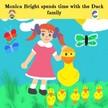 Books Cedar - Monica Bright spends time with the Duck family [eK�nyv: epub,  mobi]