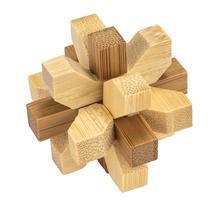 Professor Puzzle - Professor Puzzle - Star bambusz ördöglakat, mini