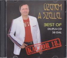 - �ZENEM  A SZ�LLEL BEST OF 2CD 50 DAL - KACZOR FERI -