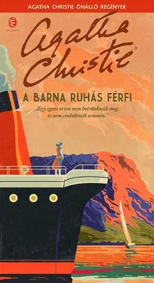 Agatha Christie - A barna ruh�s f�rfi