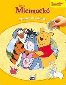 - Micimack� - A4 Sz�rakoztat� matric�k