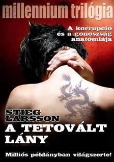 Stieg Larsson - A tetov�lt l�ny - Millennium tril�gia I.