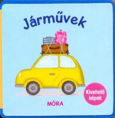 - Járművek - habkönyv