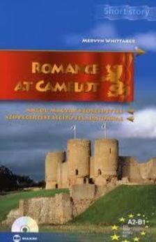 WHITTAKER, MERVYN - ROMANCE AT CAMELOT (A2-B1) - CD-VEL