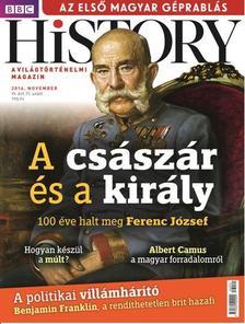 . - BBC History VI. évfolyam 10. szám - 2016. NOVEMBER