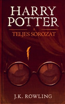 ROWLING, J.K. - Harry Potter - A teljes sorozat [eKönyv: epub, mobi]