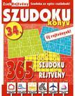 CsoSch Bt. - ZsebRejtvény SZUDOKU Könyv 34.