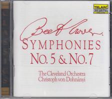BEETHOVEN - SYMPHONIES NO. 5,7.CD