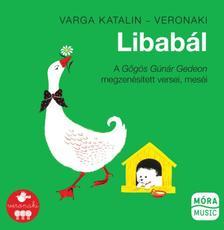 Varga Katalin - Veronaki - Libabál - zenei CD