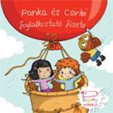 Pásztohy Panka - Panka és Csiribí foglalkoztató füzete