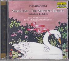 Tchaikovsky - SWAN LAKE, THE SLEEPING BEAUTY - SUITES CD