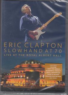 - SLOWHAND AT 70 - LIVE AT ROYAL ALBERT HALL DVD ERIC CLAPTON
