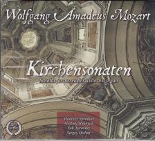 MOZART - KIRCHENSONATEN ,CD