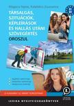 LX-0039-1 Kalafatics Zsuzsanna, M�gocsi Nyina - T�rsalg�s,  szitu�ci�k,  k�ple�r�sok �s hall�s ut�ni sz�veg�rt�s oroszul