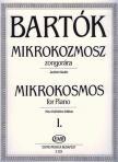 Bartók - MIKROKOZMOSZ ZONGORÁRA 1