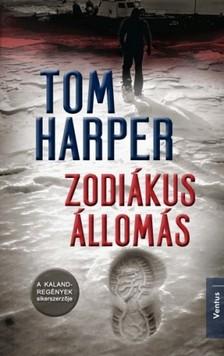 TOM HARPER - Zodi�kus �llom�s [eK�nyv: epub, mobi]