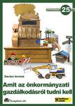 Dar�zs Imr�n� - AMIT AZ �NKORM�NYZATI GAZD�LKOD�SR�L TUDNI KELL - ETK F�ZETEK 25. -