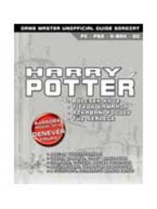 GAME PRESS LAPKIAD� - HARRY POTTER GUIDE