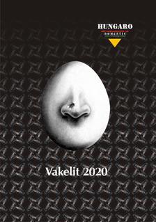 BORHI MIKL�S �S HERB�LY P�TER - Vakelit 2020 + CD mell�klet