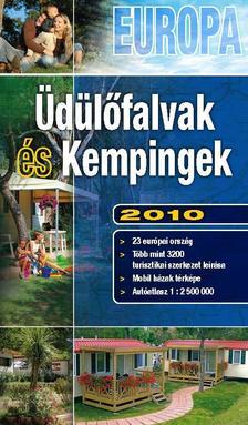 De Agostini - �d�l�falvak �s Kempingek - Eur�pa 2010