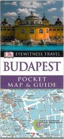 Eyewitness - Budapest Pocket Guide (2015)