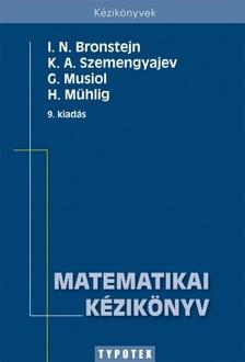 M�hlig - Szemengyajev Bronstejn - Musiol - - Matematikai k�zik�nyv [eK�nyv: pdf]