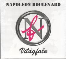 Napoleon Boulevard - VIL�GFALU CD NAPOLEON BOULEVARD