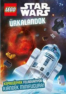 - LEGO Star Wars - �rkalandok (R2-D2 figur�val)