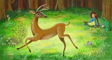 Gáll Viktória Emese - Borsi az erdőben (Ringató)