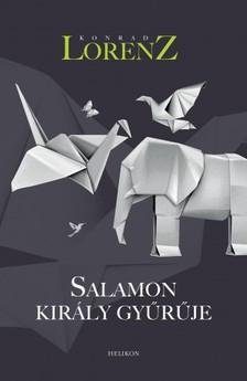 Konrad Lorenz - Salamon kir�ly gy�r�je [eK�nyv: epub, mobi]