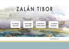 Zal�n Tibor - Zal�n Tibor �s n�h�ny akvarell