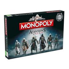 Winning Moves UK Ltd. - Monopoly Assassin's Creed