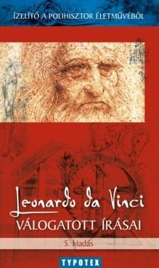 CSORBA F. L�SZL� - �zel�t� a polihisztor �letm�v�b�l - Leonardo da Vinci v�logatott �r�sai [eK�nyv: epub, mobi]