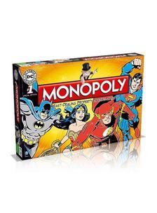 Winning Moves UK Ltd. - Monopoly DC Comics